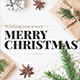 2in1 Christmas Greeting Card - GraphicRiver Item for Sale
