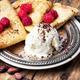 pancakes with raspberries - PhotoDune Item for Sale