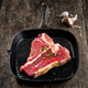 fresh raw T bone steak - PhotoDune Item for Sale