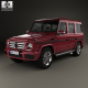 Mercedes-Benz G-Class 2016 - 3DOcean Item for Sale