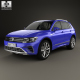 Volkswagen Tiguan GTE 2015 - 3DOcean Item for Sale