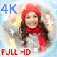 Frosty Borders & Snowflakes - VideoHive Item for Sale