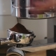 Professional Grinding Freshly Roasted Coffee, Barista Preparing Coffee - VideoHive Item for Sale