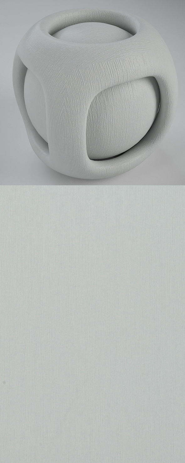 Real Plywood Vray Material White Charm - 3DOcean Item for Sale