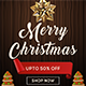 Merry Christmas Banners - GraphicRiver Item for Sale