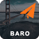 Baro - Multipurpose Responsive Email Template With Online StampReady Builder Access