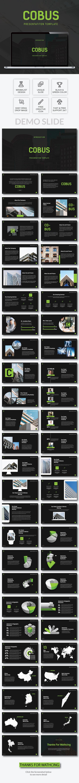 GraphicRiver Cobus Presentation Template 21136261