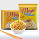 Instant Noodles Packaging Mockup - GraphicRiver Item for Sale