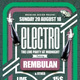 Electro Flyer/Poster Vol.9 - GraphicRiver Item for Sale