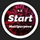 Start - Corporate, Business, Restaurant, E-commerce, Travel, Landing, Resume Multipurpose Template - ThemeForest Item for Sale