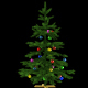 Crazy Christmas Tree - VideoHive Item for Sale