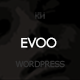 Evoo - WordPress Theme for Bloggers