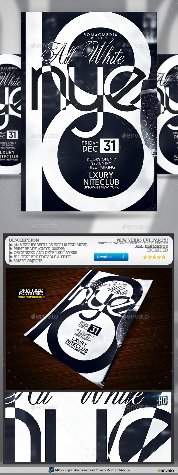 New Years Eve Party - Clubs & Parties Events