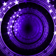 3D Purple Stars - VideoHive Item for Sale