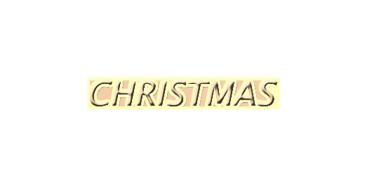 Christmas audio screens