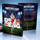 World Soccer Cup Russia 2018 DVD Cover