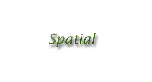 Spatial audio backgrounds