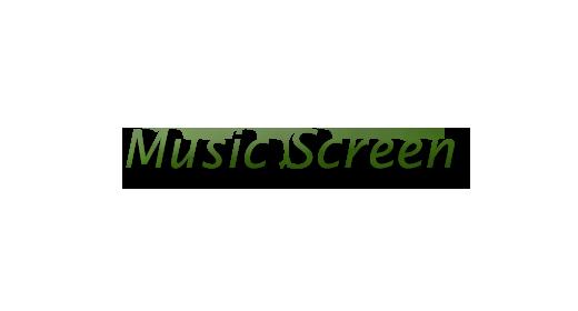 Music screens