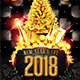 2018 Christmas Flyer - GraphicRiver Item for Sale