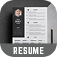 Cv Template - William Greney -