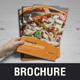 Multipurpose Brochure Catalog Design v3 - GraphicRiver Item for Sale