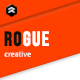 ROGUE - Creative Multi-purpose MUSE Template - ThemeForest Item for Sale