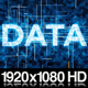 Futuristic Data Typography - VideoHive Item for Sale