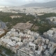 Aerial View of Temple of Zeus at Olympia in Athens and Modern Part of the City - VideoHive Item for Sale
