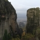 Aerial View of the Rock Formations Near Meteora Monasteries. - VideoHive Item for Sale