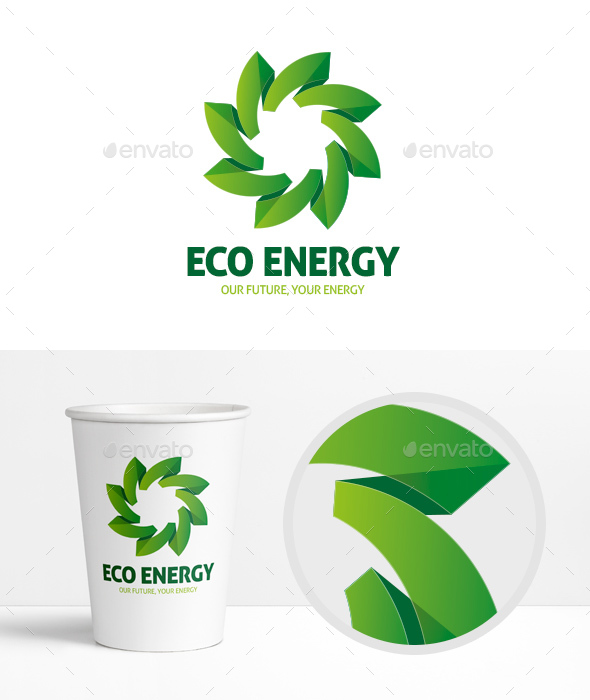 GraphicRiver Eco Energy 21138258
