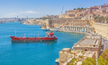 Grand Harbour in Malta - PhotoDune Item for Sale