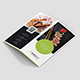 Brochure – Sushi Restaurant Bi-Fold DL - GraphicRiver Item for Sale