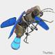Lightning Bug PBR RIG ANIM