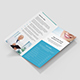 Brochure – Dentist Bi-Fold DL - GraphicRiver Item for Sale