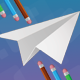 Paper Plane Switch - Android studio & Eclipse + Admob Ads + Endless + LeaderBoard + Share +Review