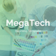 MegaTech Multipurpose Google Slide Template