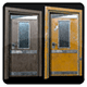 Industrial Doors 01 PBR - 3DOcean Item for Sale