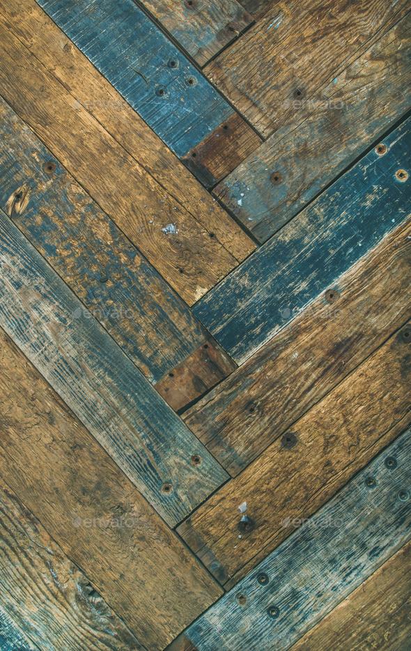 Rustic wooden barn door, wall or table texture and background - Stock Photo - Images