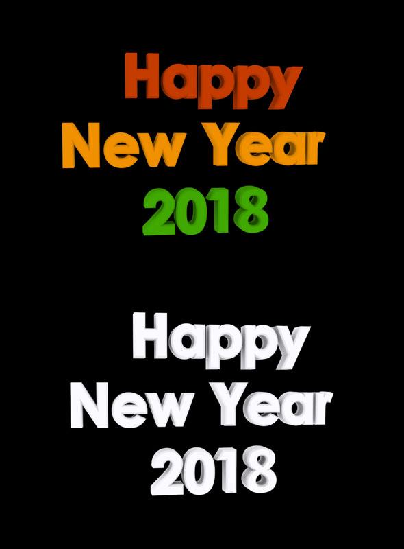 3DOcean 2018 3D 21140122