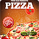 Pizza Flyer + Pizza Menu