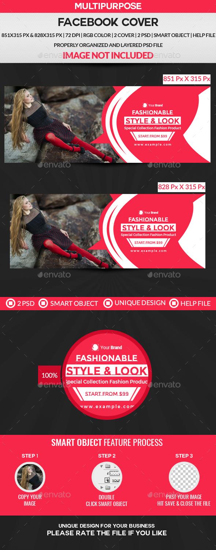 GraphicRiver Facebook Cover 21140140