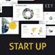 Start Up Pitch Deck Keynote Presentation