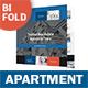 Apartment For Rent Bifold / Halffold Brochure 3