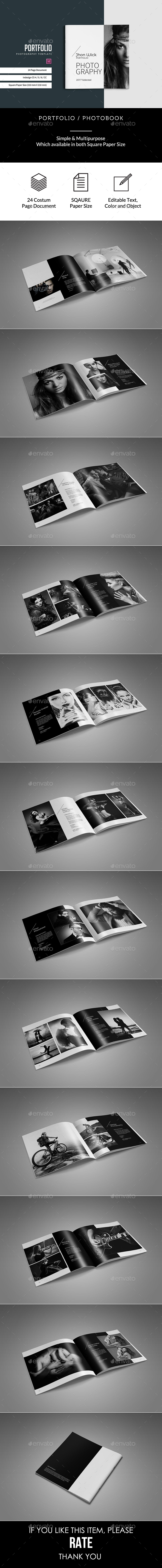 GraphicRiver Photobook 21140378