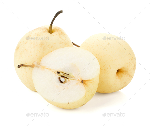 White pears - Stock Photo - Images