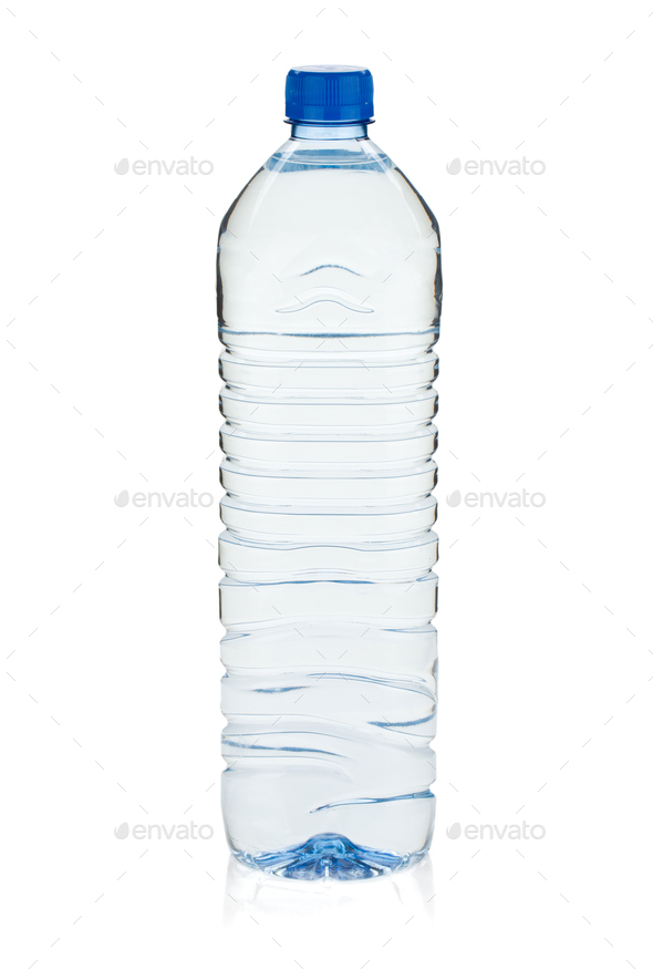 Soda water bottle - Stock Photo - Images