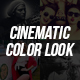 Cinematic Color Look - GraphicRiver Item for Sale