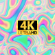 Bright Colourful Fractals 4K - VJ Loop Pack - VideoHive Item for Sale
