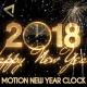 Glamorous New Year Countdown Clock 2018 V1 - VideoHive Item for Sale