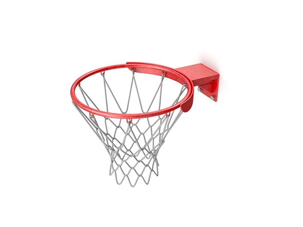 Basketball Ring - 3DOcean Item for Sale